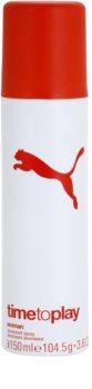 Puma Time To Play deospray pro ženy 150 ml