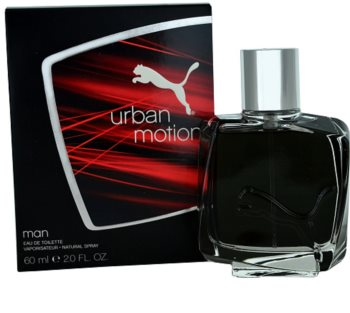 Puma Urban Motion Eau de Toillete για άνδρες 60 μλ