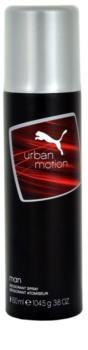 Puma Urban Motion deodorant spray para homens 150 ml