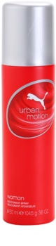 Puma Urban Motion Woman deospray pro ženy 150 ml