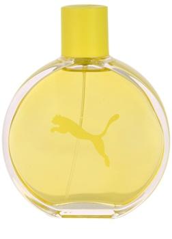 Puma Yellow Woman Eau de Toilette Damen 90 ml
