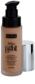 Pupa Active make-up cu textura usoara SPF 10