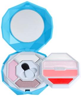 Pupa Crystal Diamond paletka pro celou tvář