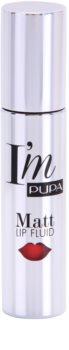 Pupa I'm Matt Liquid Lipstick