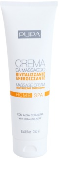 Pupa Home SPA Revitalizing Energizing creme de massagem