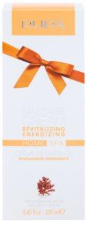 Pupa Home SPA Revitalizing Energizing crema para masaje