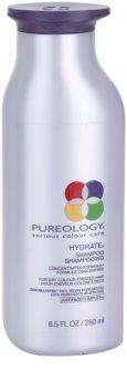 Pureology Hydrate champô hidratante  para cabelos secos e pintados