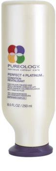 Pureology Perfect 4 Platinum balzam za blond lase in lase s prameni