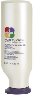 Pureology Perfect 4 Platinum kondicionér pro blond a melírované vlasy