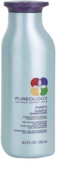 Pureology Purify szampon dogłębnie oczyszczający do włosów farbowanych
