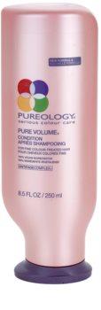 Pureology Pure Volume condicionador de volume para cabelo fino e colorido