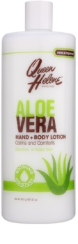 Queen Helene Aloe Vera Cream for Hands and Body