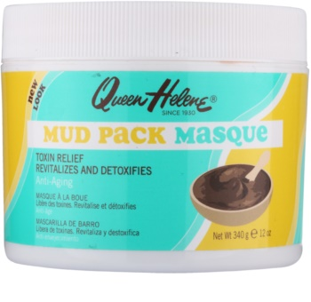 Queen Helene Mud Pack maska za obraz iz angleške ilovice