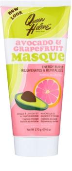 Queen Helene Avocado & Grapefruit Maske für normale und trockene Haut