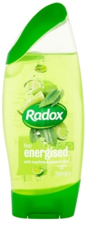 Radox Feel Refreshed Feel Energised gel za tuširanje