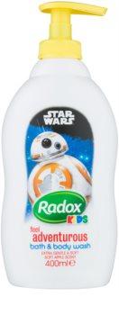 Radox Kids Feel Adventurous gel za kupku i tuširanje