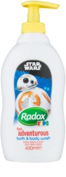 Radox Kids Feel Adventurous Shower And Bath Gel
