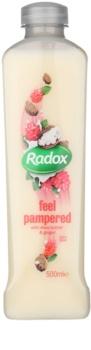 Radox Feel Luxurious Feel Pampered Badschaum