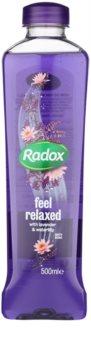 Radox Feel Restored Feel Relaxed pjena za kupanje