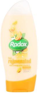 Radox Feel Indulged Feel Rejuvenated gel-crema de dus