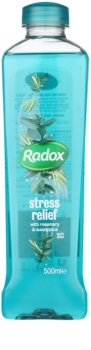 Radox Feel Restored Stress Relief пінка для ванни
