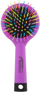 Rainbow Brush Large kartáč na vlasy se zrcátkem