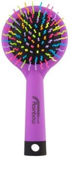 Rainbow Brush Large szczotka do włosów z lusterkiem