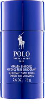 Ralph Lauren Polo Blue stift dezodor férfiaknak 75 g