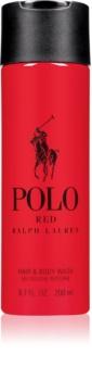 Ralph Lauren Polo Red Duschgel für Herren 200 ml