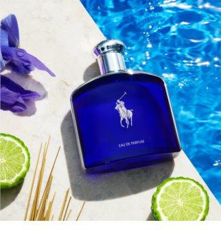 Ralph Lauren Polo Blue Eau de Parfum für Herren 75 ml