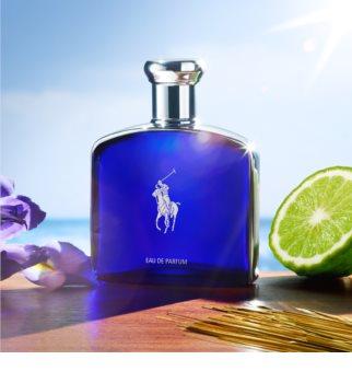 Ralph Lauren Polo Blue eau de parfum pentru barbati 75 ml