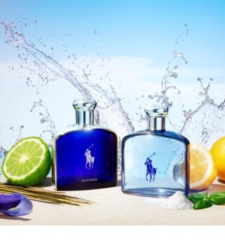 Ralph Lauren Polo Ultra Blue toaletní voda pro muže 125 ml