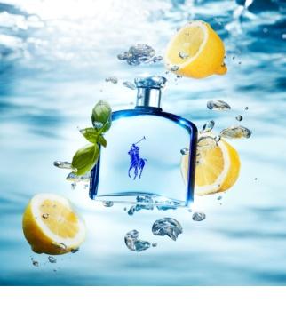 Ralph Lauren Polo Ultra Blue toaletná voda pre mužov 125 ml