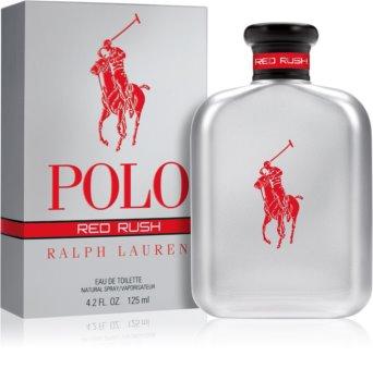 Ralph Lauren Polo Red Rush toaletná voda pre mužov 125 ml