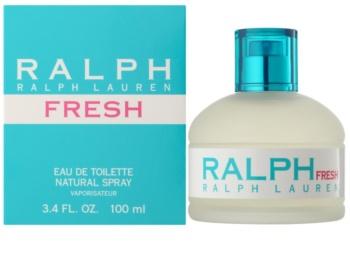 Ralph Lauren Fresh Eau de Toilette para mulheres 100 ml