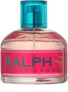 Ralph Lauren Ralph Love toaletní voda pro ženy 100 ml
