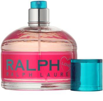 Ralph Lauren Love eau de toilette nőknek 100 ml