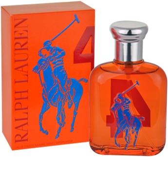 Ralph Lauren The Big Pony 4 Orange toaletní voda pro muže 125 ml