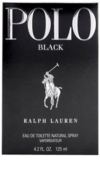 Ralph Lauren Polo Black Eau de Toilette para homens 125 ml