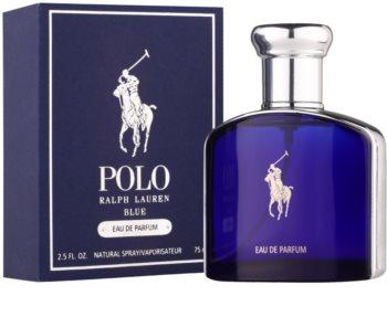 d057100a471c Ralph Lauren Polo Blue, eau de parfum pour homme 75 ml   notino.fr