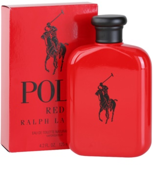 Ralph Lauren Polo Red Eau de Toilette voor Mannen 125 ml