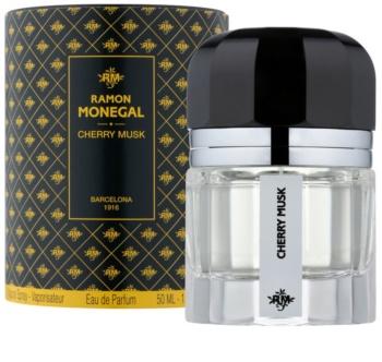 Ramon Monegal Cherry Musk woda perfumowana unisex 50 ml