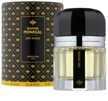 Ramon Monegal Dry Wood eau de parfum unisex 50 ml