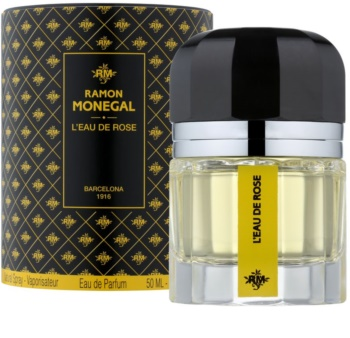 Ramon Monegal L'Eau de Rose Eau de Parfum Unisex 50 ml