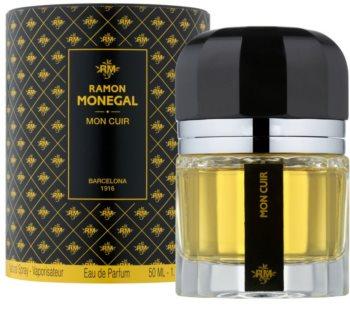 Ramon Monegal Mon Cuir Eau de Parfum unisex 50 μλ