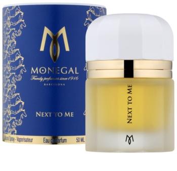 Ramon Monegal Next to Me Eau de Parfum Unisex 50 ml