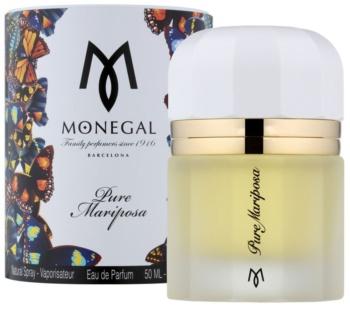 Ramon Monegal Pure Mariposa eau de parfum pentru femei 50 ml