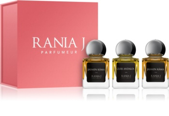 Rania J. Priveé Rubis Collection подарунковий набір I.