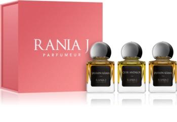 Rania J. Priveé Rubis Collection set cadou I.