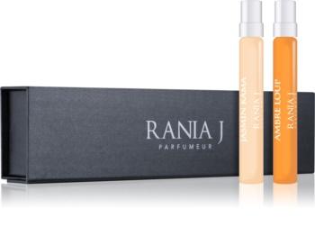 Rania J. Travel Collection dárková sada VIII.